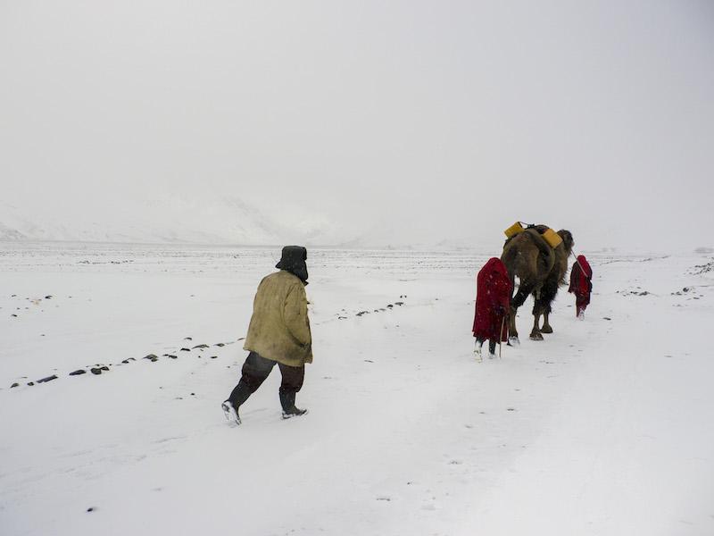 Afghan Winter