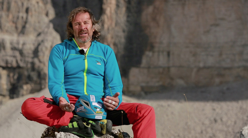 Three peaks man - Christoph Hainz